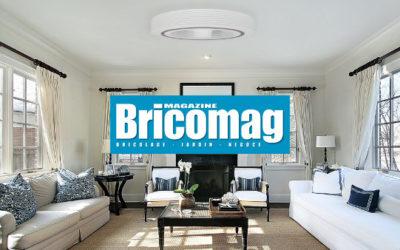 Exhale : un ventilateur toute l'année – Bricomag Magazine