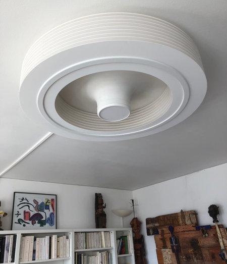 Comment brancher un ventilateur sans arrivée électrique