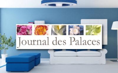 Exhale révolutionne le monde du ventilateur avec le premier ventilateur de plafond sans pales – Journal des palaces