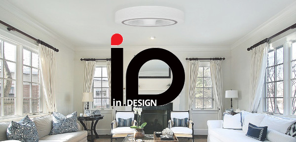Exhale introduces the first bladeless ceiling fan – InDesign