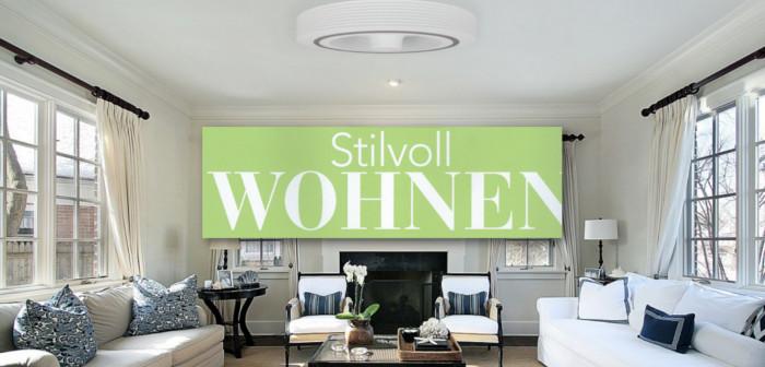 Decken-Ventilatoren – Stilvoll Wohnen
