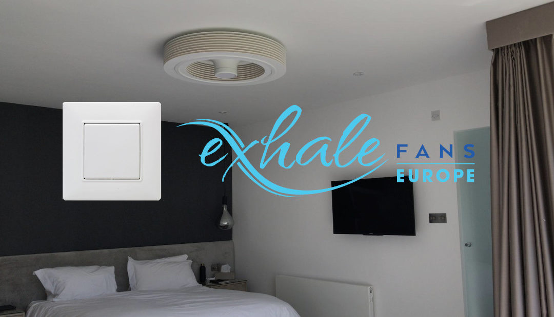 Control your Exhale fan with a switch