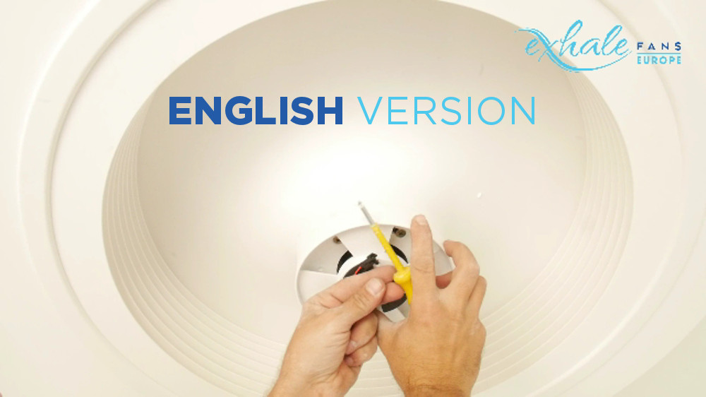 Exhale fan assembly and installation [Video]