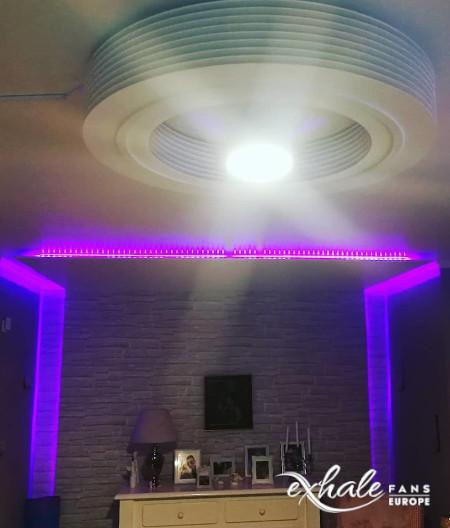 Avis client exhale fans ventilateur