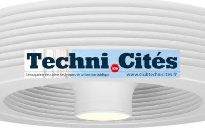 Ventilation – Ventilateur de plafond sans pales
