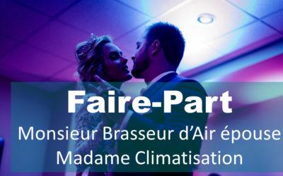 Brasseur d'air et climatisation : un mariage de raison ?